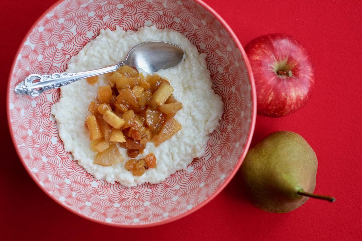 Annie's Rice Pudding